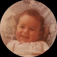 Audrey bébé