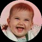 Eva bébé